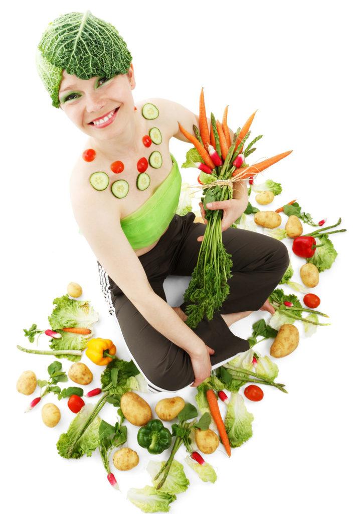 Vitaminer i kosten er bedst