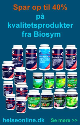 kvalitetsprodukter fra biosym